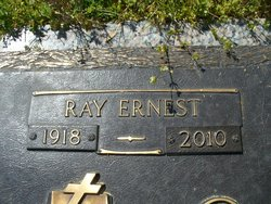 Ray Ernest Carter