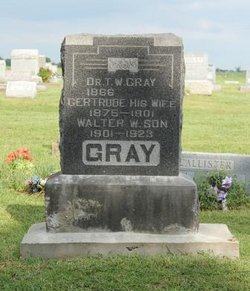 Thomas Walter Gray