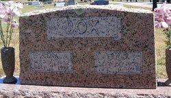 James Franklin Frank Box