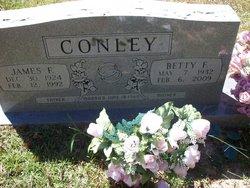 Betty F. <i>Vance</i> Conley