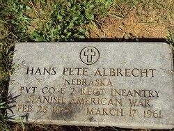 Hans Pete Albrecht