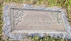 Jolley Elmer Watson