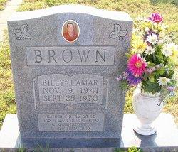 Billy Lamar Brown
