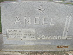 Mamie Lois <i>Weaver</i> Angle