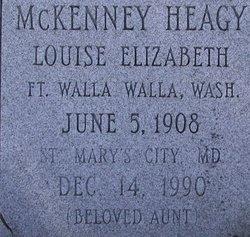 Louise Heagy