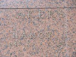 Nancy Jane <i>Bowe</i> Akers