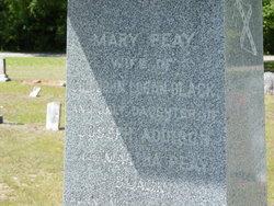 Mary Peay <i>Black</i> Black