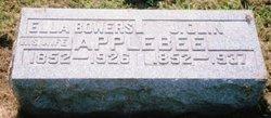 Ella <i>Bowers</i> Applebee
