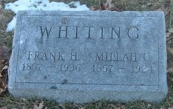 Millah C Whiting