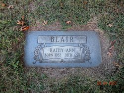 Kathy Ann <i>Wools</i> Blair