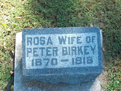 Rosa Birkey