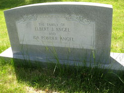 Ida <i>Ponder</i> Angel