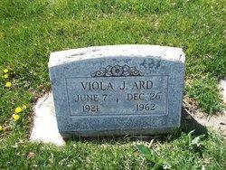 Viola J <i>Green</i> Ard