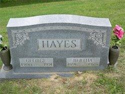 George S Hayes