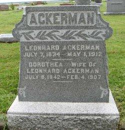 Leonhard Ackerman