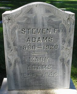 Steven F. Adams