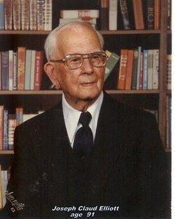 Joseph Claude Elliott