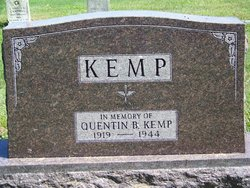 Quentin B Kemp