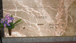 Charles Frederick Pat Dunfee