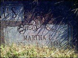 Martha C. <i>Webb</i> Karthaus