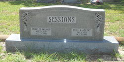 Charles Marvin Sessions