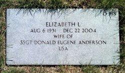 Elizabeth L Anderson