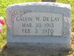 Calvin Warren DeLay