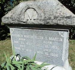 Elizabeth <i>Thrash</i> Martin