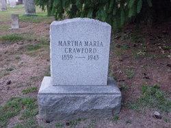 Martha Maria <i>Henderson</i> Crawford