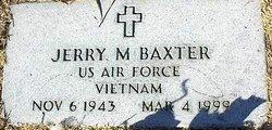 Jerald Mccuin Jerry Baxter