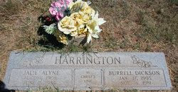 Burrell Dickson Harrington