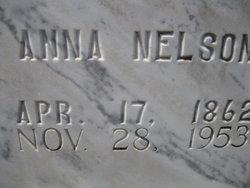 Anna <i>Carlson</i> Nelson