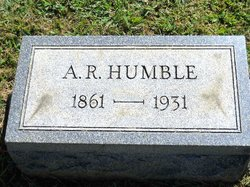 Archie Rudolph Dolph Humble