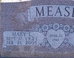 Mary L. <i>Strickler</i> Mease