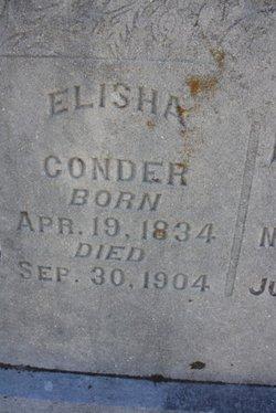 Elisha Conder