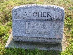 Daniel Franklin Archer