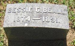 Bessie Gordon Beall