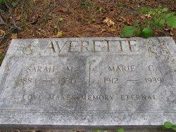 Marie C. Averette