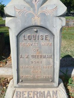 Louise <i>Moeller</i> Beerman