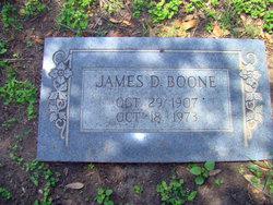 James Daniel Boone
