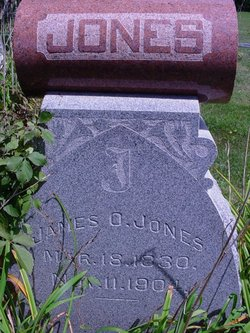 James O Jones