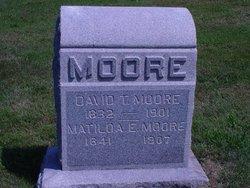 Matilda E Moore