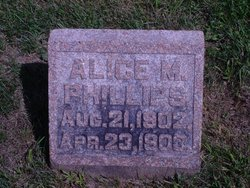 Alice M Phillips