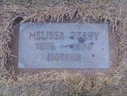Sarah Melissa <i>Robinson</i> Terry