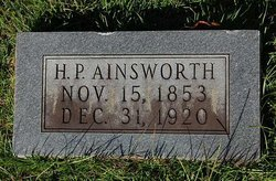 H P Ainsworth