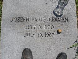 Joseph Emile Berman