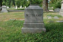 Edith Elizabeth <i>Weitkamp</i> Bauer