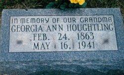 Georgia Ann <i>Jones</i> Houghtling