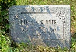 Helen K. <i>Stanley</i> Benner