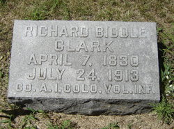 Richard Biddle Clark